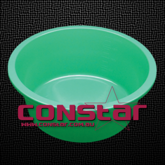 2000ml disposable bowl plastic green