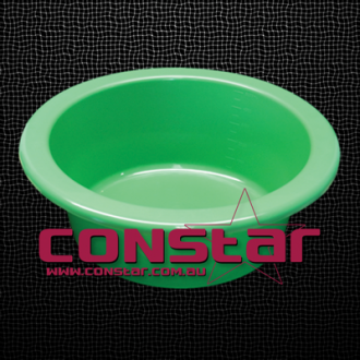 5000ml disposable bowl plastic green